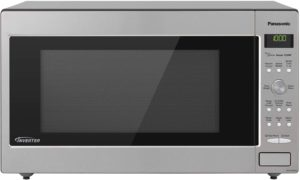 Best Full Size Countertop Microwaves - Panasonic NN-SD945S Silver