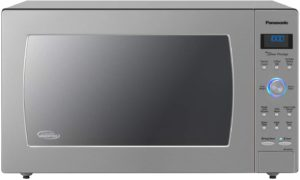 Best Full Size Countertop Microwaves - Panasonic NN-SD975S Stainless Steel