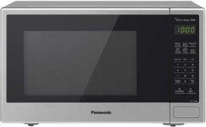 Best Mid-Size Microwaves - Panasonic NN-SU696S Silver
