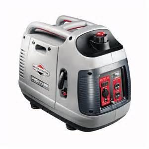 Gas Powered Portable Generators | Briggs and Stratton Inverter Generator