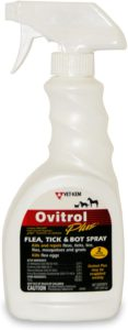 Dog Flea Tick Spray - Vet-Kem Ovitrol Plus Flea Spray