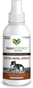 Dog Flea Tick Spray - VetriScience Laboratories Repel Spray