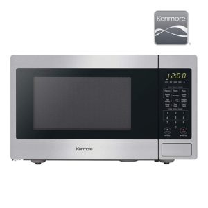 Best Mid-Size Microwaves - Kenmore 70923 Mid-Size Microwave Stainless Steel