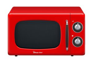 Best Compact Countertop Microwave Ovens - Magic Chef MCD770CR Compact Microwave Oven Red