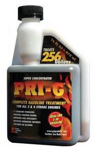 Does Fuel Stabilizer Work | PRI-G Fuel Stabilizer