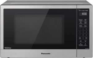 Best Mid-Size Microwaves - Panasonic NN-SN67KS Mid-Size Microwave Stainless Steel