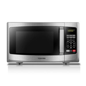 Best Mid-Size Microwaves - Toshiba EM925A5A-SS Mid-Size Microwave Stainless Steel