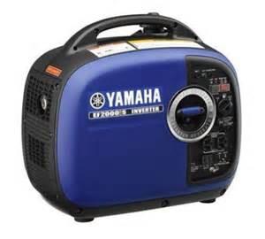 Portable Inverter Generator | Yamaha 2000 Watt Inverter Generator