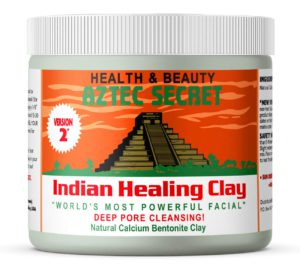 Aztec Indian Healing Clay for Hair - Aztec Secret Indian Healing Clay 1 lb.