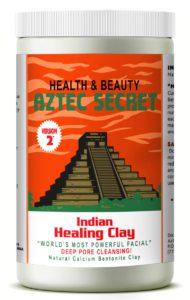 Aztec Indian Healing Clay for Hair - Aztec Secret Indian Healing Clay