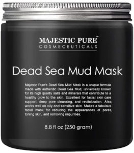 Aztec Indian Healing Clay for Hair - Majestic Pure Dead Sea Mud