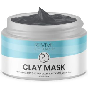 Aztec Indian Healing Clay for Hair - Revive Science Kaolin Clay