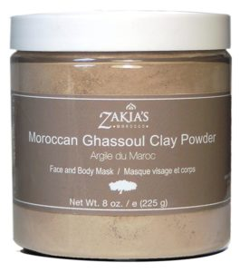 Aztec Indian Healing Clay for Hair - Zakias Moroccan Ghassoul Clay