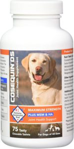 Best Dog Vitamin Supplements - Cosequin Plus Joint Support