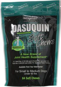 Best Dog Vitamin Supplements - Dasuquin Soft Chews Joint Support