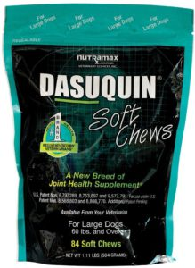 Best Dog Vitamin Supplements - Dasuquin Soft Chews Joint Support Large Dogs