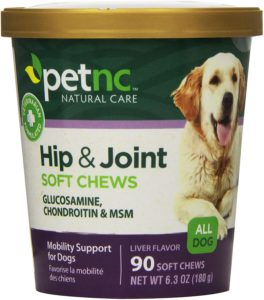 Best Dog Vitamin Supplements - PetNC Natural Care Hip and Joint Support