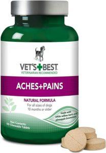 Best Dog Vitamin Supplements - Vets Best Aspirin