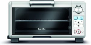 Best Rated Toaster Ovens - Breville BOV450XL Mini Smart Oven
