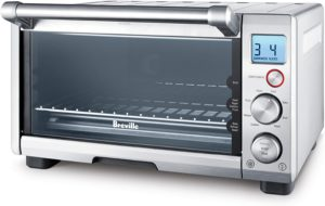 Best Rated Toaster Ovens - Breville BOV650XL Compact Smart Oven