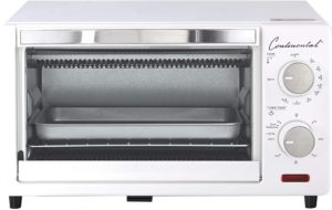 Best Rated Toaster Ovens - Continental Electric Toaster Oven Pro