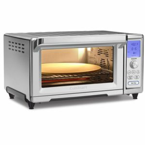 Best Rated Toaster Ovens - Cuisinart Convection Oven TOB-260N1