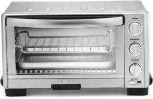 Best Rated Toaster Ovens - Cuisinart TOB-1010 Toaster Oven