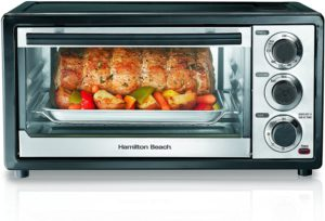 Best Rated Toaster Ovens - Hamilton Beach 31508 Toaster Oven Pro
