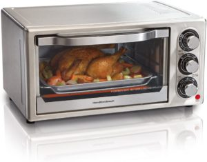 Best Rated Toaster Ovens - Hamilton Beach 31511 Toaster Oven Pro
