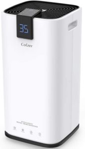 Best Dehumidifiers Home - COLZER 4000 Sq. Ft. Dehumidifier