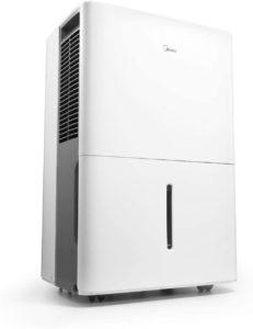 Best Dehumidifiers Home - MIDEA 4500 Sq. Ft. Dehumidifier