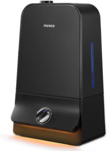 Top Rated Humidifiers for Home - Micro 430 Sq. Ft. Humidifier