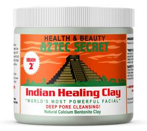 Aztec Indian Healing Clay for Hair - Aztec Secret Indian Healing Clay 1 lb. jar r