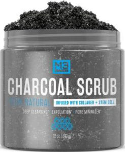 Aztec Indian Healing Clay for Hair - M3 Naturals Charcoal Clay r