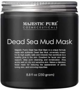 Aztec Indian Healing Clay for Hair - Majestic Pure Dead Sea Mud r