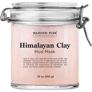 Aztec Indian Healing Clay for Hair - Majestic Pure Himalayan Clay r