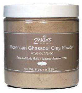 Aztec Indian Healing Clay for Hair - Zakias Moroccan Ghassoul Clay r