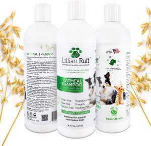 Best Dog Flea Shampoo - Lillian Ruff Shampoo r