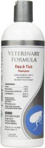 Veterinary Formula Flea Tick Shampoo r