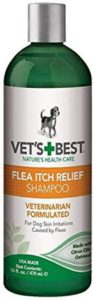 Best Dog Flea Shampoo - Vets Best Flea Shampoo