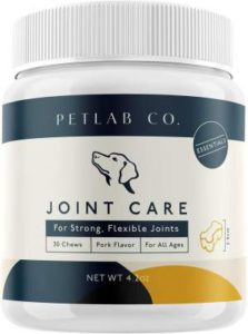 Best Dog Vitamin Supplements - Petlab Co Hip and Joint Support r