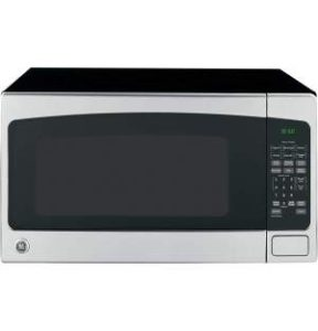 Best Full Size Countertop Microwaves - GE JES2051SNSS Black-Silver r