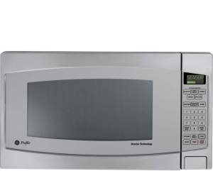 Best Full Size Countertop Microwaves - GE Profile JES2251SJ Silver r