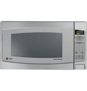 Best Full Size Countertop Microwaves - GE Profile Silver r