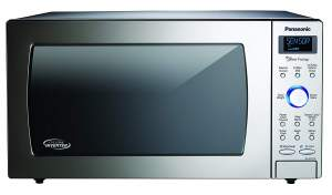 Best Full Size Countertop Microwaves - Panasonic NN-SD775S Stainless Steel Silver r