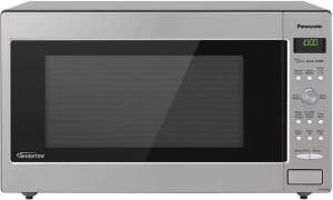 Best Full Size Countertop Microwaves - Panasonic NN-SD945S Silver r