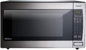 Best Full Size Countertop Microwaves - Panasonic NN-SD966S Silver r