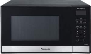 Best Mid-Size Microwaves - Panasonic NN-SB458S Black r