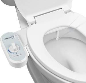 Best Rated Bidet Attachment - Greenco GRC2189 White
