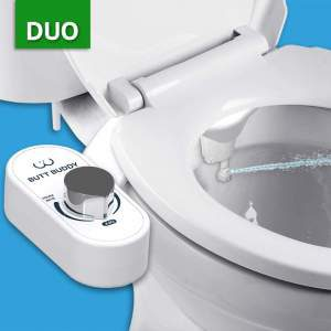 Best Rated Bidet Attachment - In My Bathroom Bidet Attachment White